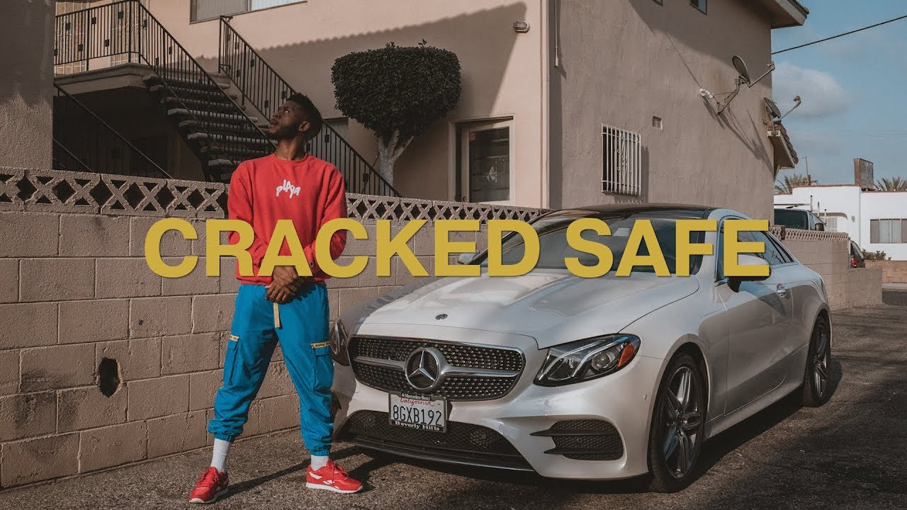 "Watch Ernest Kingg ft IMB Izzy in the new visual for ""Cracked Safe"""