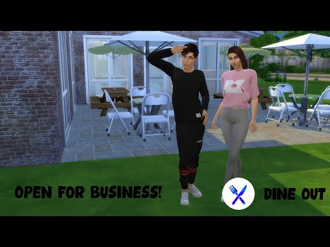 The Sims 4   Journey To Five Star Restaurant   Episode 5  