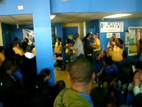 Booker T Washington PCS Gurls Basketball Team part 2
