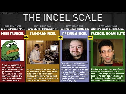 "Incels, or ""Let Me Finish"": The Stream"