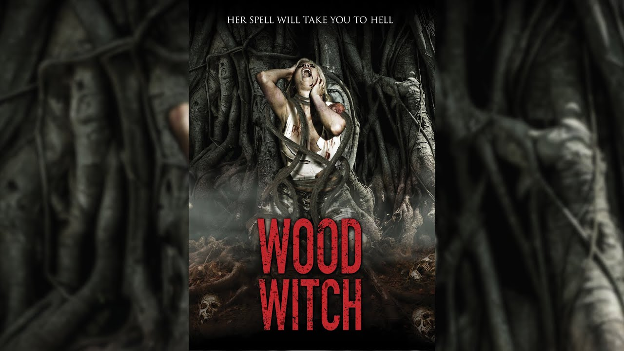 Wood Witch | Official Horror Movie Trailer | Shot on Smartphone