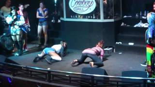 Mocha Girls - Monster Winer Twerk Contest