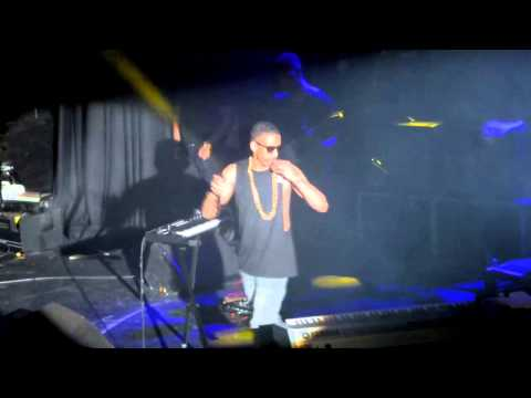Ryan Leslie Maybachs & Diamonds Live London 2013