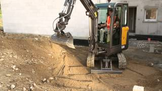 Volvo D-series compact excavators: unbeatable performance