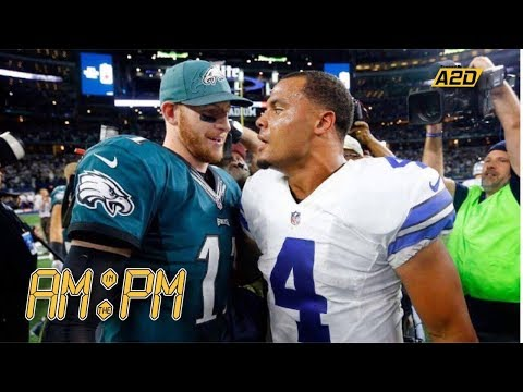 "Eagles' Keys to Victory Over Dallas | Tom & Mike ""AM in the PM"""