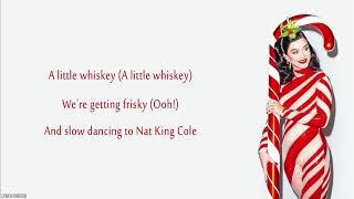 Katy Perry-Cozy Little Christmas 🎄🎵(Lyrics)