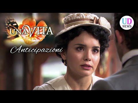 Anticipazioni Una Vita Puntate 11-17 Febbraio 2019: Blanca Rifiuta Diego!