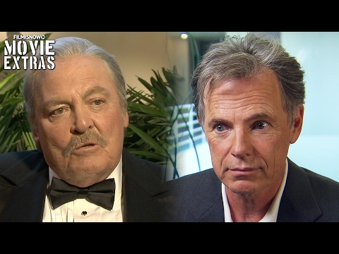 Gold   On-set visit with Bruce Greenwood 'Mark Hancock' & Stacy Keach 'Clive Coleman'