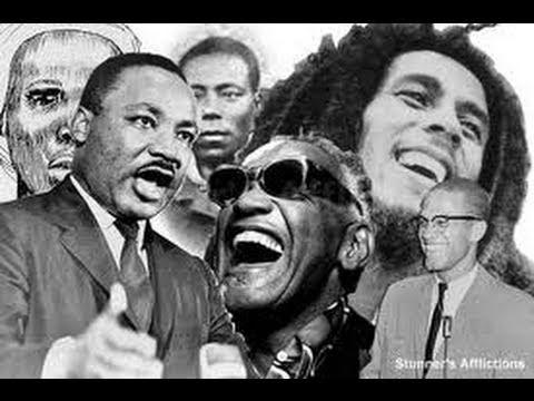 Black History - [Welsh American African]