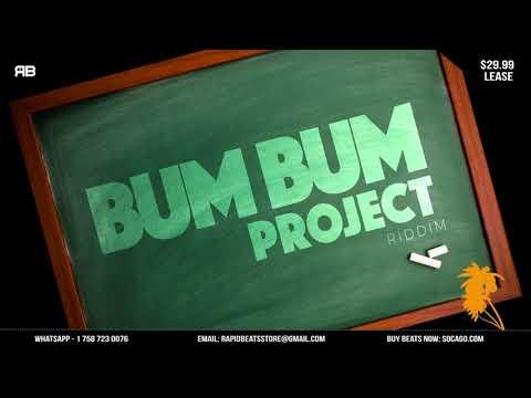 "Bum Bum Project Riddim Instrumental ""2018 Soca"""