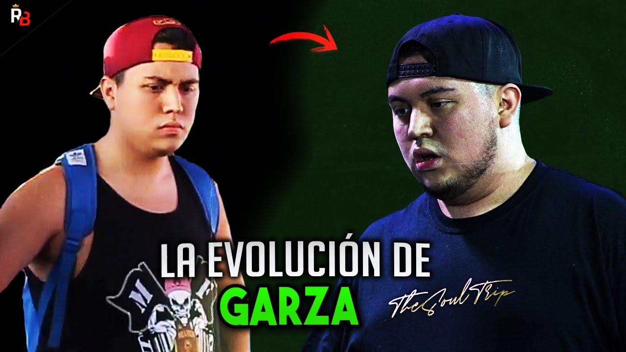 LA EVOLUCIÓN DE GARZA