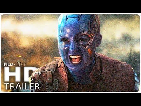 AVENGERS 4 ENDGAME: 5 Minutes Extended Trailer (2019)