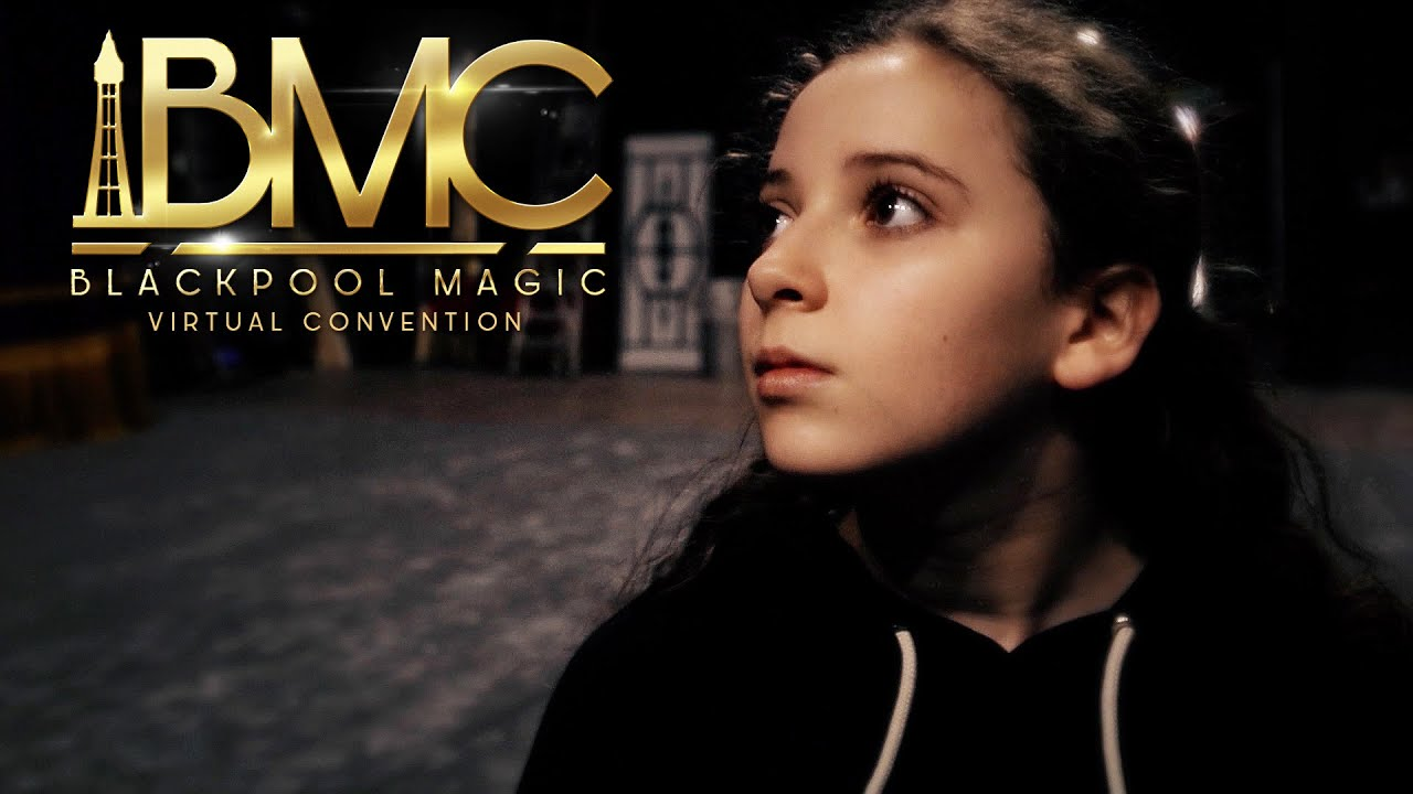 Issy Simpson introduces Blackpool Magic - Virtual Convention 2021