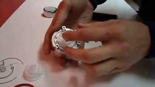 Repairing Saeco Pressurized Portafilter for Semi-Automatic Models thumbnail
