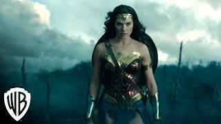 Wonder Woman | No Man's Land Battle | Warner Bros. Entertainment