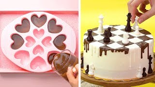 Download lagu 12 Quick and Easy Chocolate Cake Decorating Tutorials At Home   So Yummy Cake Recipes   Tasty Cake