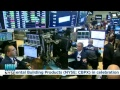 Continental Building Products Rings the NYSE Closing Bell