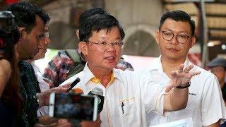 Chow: No reshuffle in Penang exco lineup at the moment