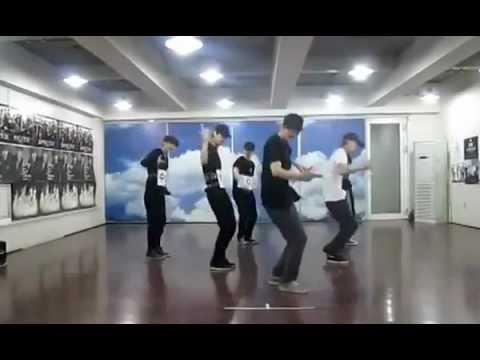 EXO-K - MAMA Dance Practice (Full version)