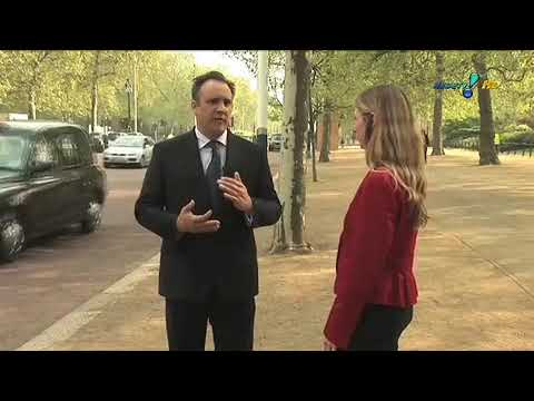 Royal Security – Rede TV News Brazil, Royal Wedding 2011