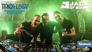 Frequencerz & Jack of Sound @ Thrillogy 2014