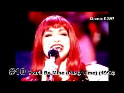 Top 10 Gloria Estefan Songs