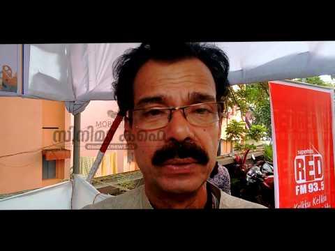 IFFK MobiTalk: director Balu Kiriyath speaks