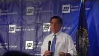 Gov. Romney will raid medical marijuana patients--Oct. 25 Thumbnail