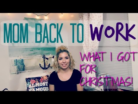 NYC MOM BACK TO WORK IN MANHATTAN | EX HUBBY GOT ME GIFTS! | NYC VLOG | LULU AND ARAM