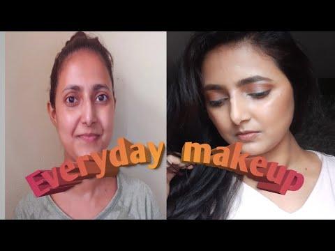How to do everyday makeup | my ways | regular makeup tutorial | My ways
