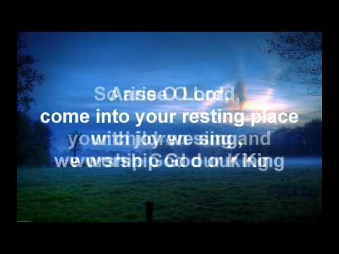 Paul Wilbur - Arise O Lord (with lyrics)