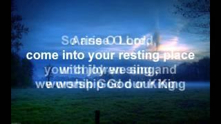 Paul Wilbur - Arise O Lord (with lyrics)