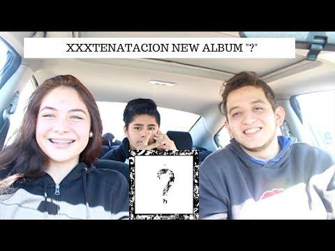 BEST ALBUM OF 2018!? REACTING TO XXXTENTACION
