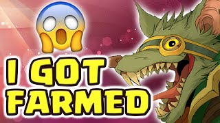 I GOT FARMED THIS GAME FT. BOOSTED TEAM (MAX ATTACK SPEED TWITCH) - Nightblue3(Thanks for leaving a