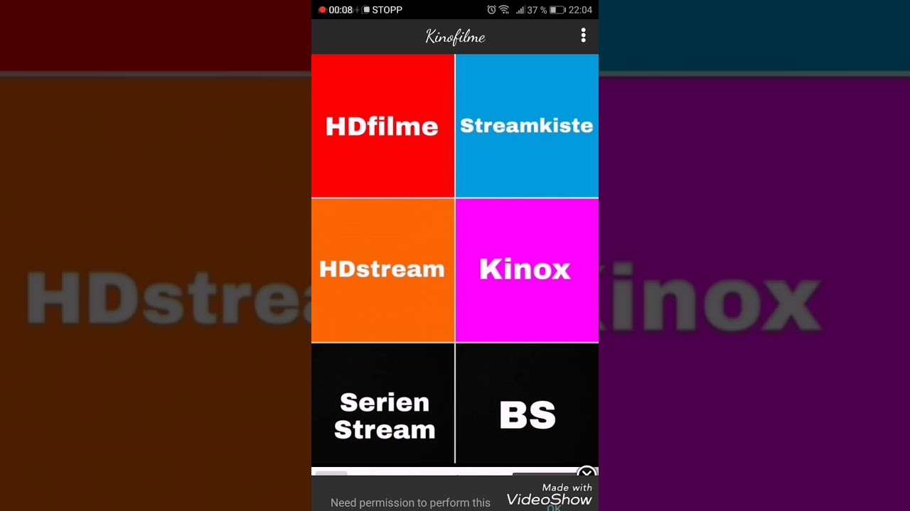 Serien Stream App Kostenlos