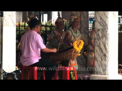 Classical dance of Thailand