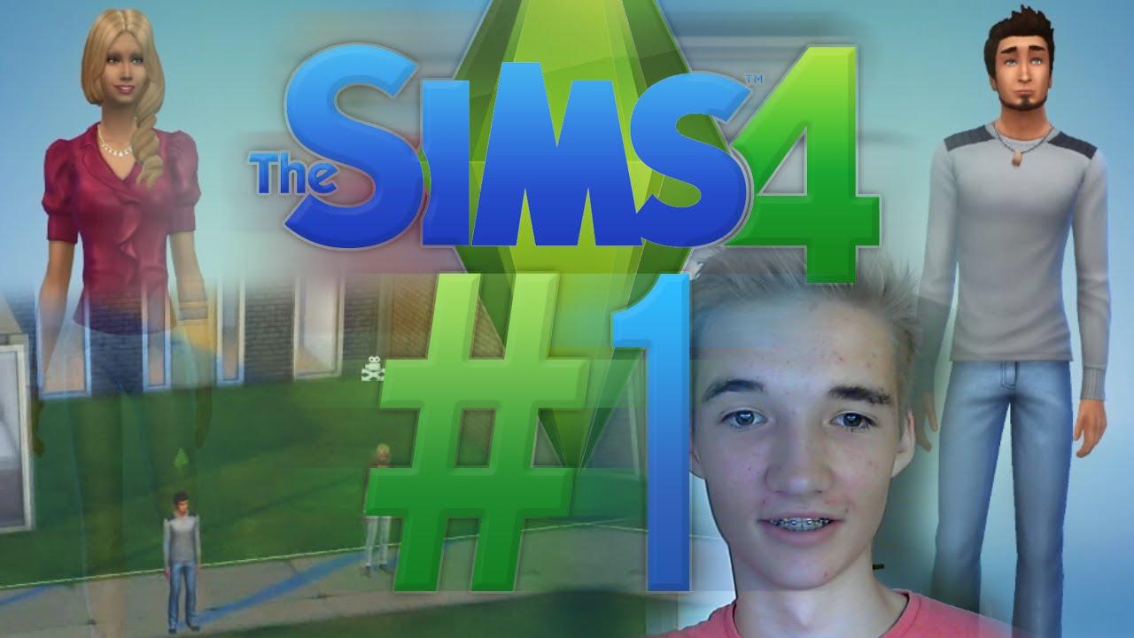Een nieuwe serie en huis bouwen the sims 4 1 youtube - Tijdschriftenrek huis van de wereld ...