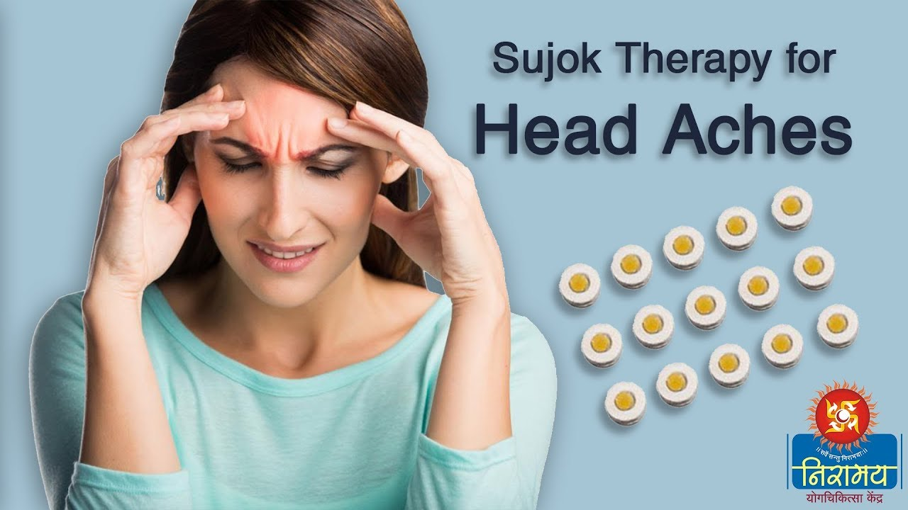 Sujok Therapy for Head Aches | Sujok Acupressure Therapy ...