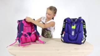Видеообзор школьных ранцев | sima-land.ru