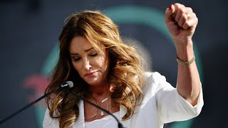 'All for the wall': Caitlyn Jenner speaks about immigration ahead of recall election