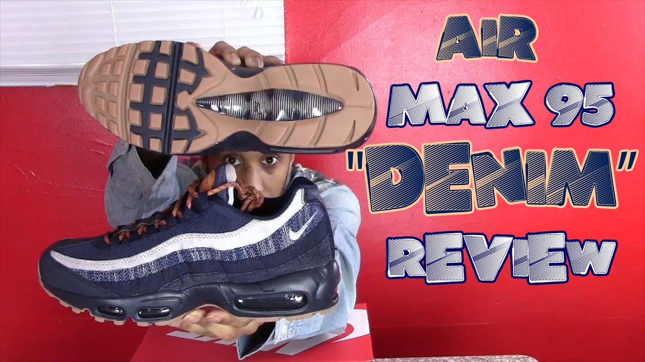 Nike Air Max 95 Denim