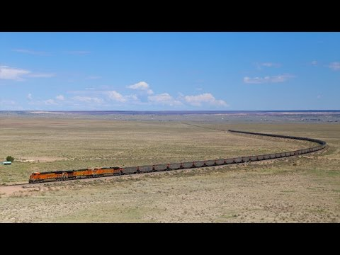 Coal Trains in Arizona/New Mexico- BNSF Gallup and Coronado Sub