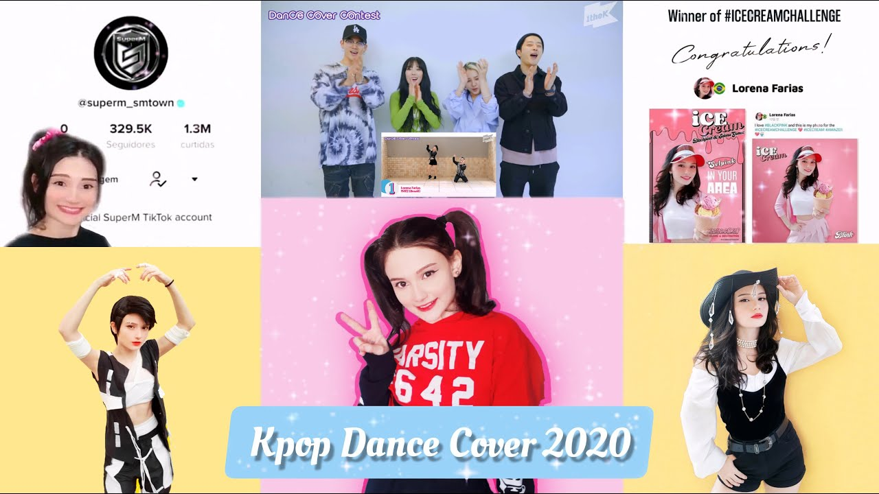 Download KPOP Dance Cover 2020 + TOP Most Viewed Videos l Lorena Farias ♡