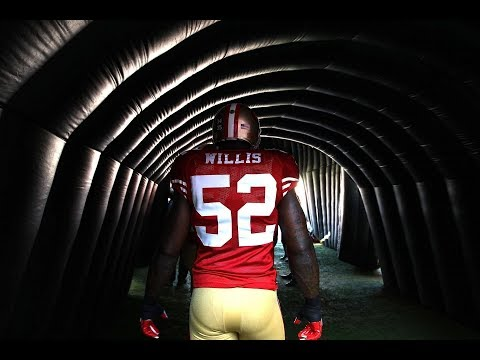 Patrick Willis HD Tribute THANK YOU