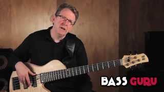Download Bass Guru: Tom Kennedy - Creating a Groove MP3 song and Music Video