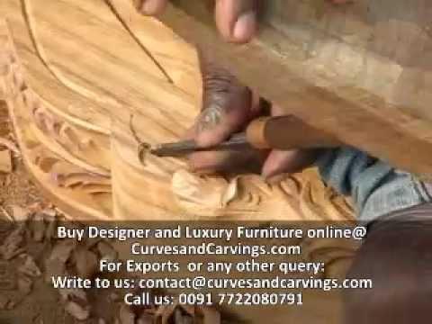 Buy Designer Luxury Furniture Online In India