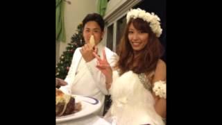 まーくん♥里田まいの結婚式の画像 引用http://mtm.ameba.jp/detail/123.