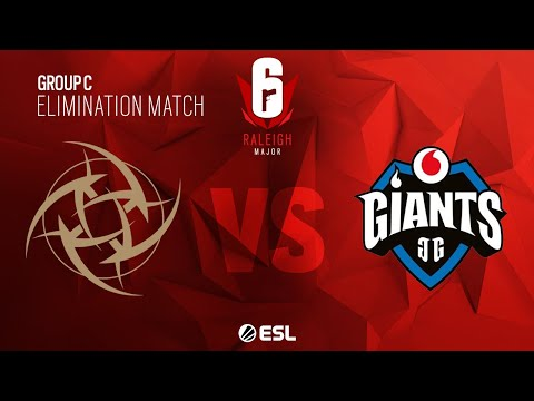 Ninjas in Pyjamas vs Giants Gaming vod