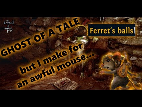 Ghost Of A Tale but I stole this title from a better YouTuber |