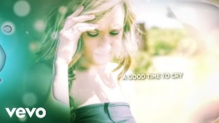 Jennifer Nettles - Good Time To Cry (Lyric Video)